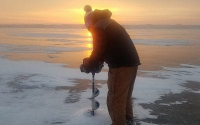 Best Ice Auger of 2018 – Ice Fishing Auger Review