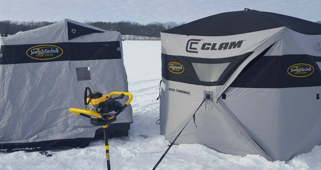 2018 Portable Ice Shelter Reviews – Flip Over Ice House Style