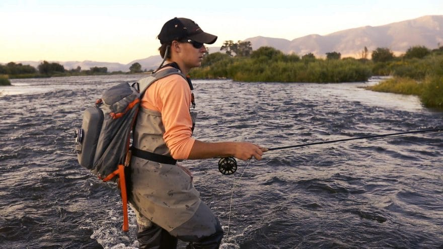 Fishing backpack review of the best backpacks of 2018 for Backpacking fishing kit