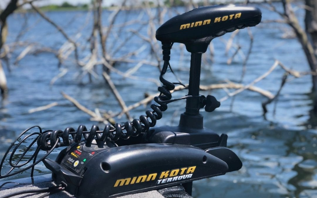 Minn Kota Terrova 112 Review – Trolling Motor Installation, and 36V Wiring in Series