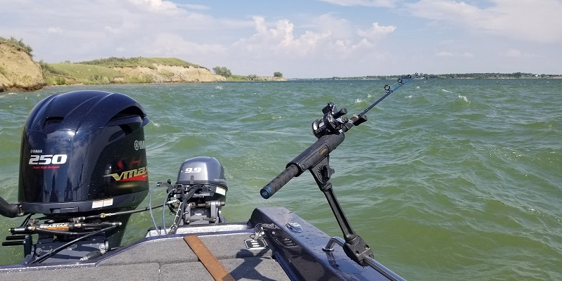Lake Sakakawea Fishing Reports