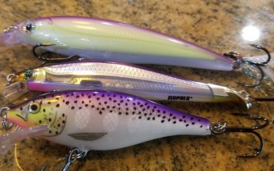 Why You Should Be Casting Crankbaits for Walleyes