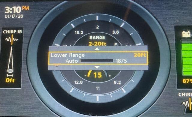Lower Range Setting for Helix
