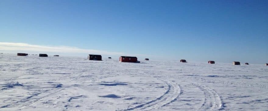Sleeper Ice House Must Haves for Any Ice Fishing Trip